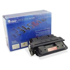 Troy High Yield MICR Toner Secure Cartridge Alternative For HP 27X (C4127X) - Laser - 10000 Pages - 1 Each