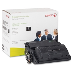 Xerox Remanufactured Toner Cartridge - Alternative for HP 42X (Q5942X) - Black - Laser - 33000 Pages - 1 Each