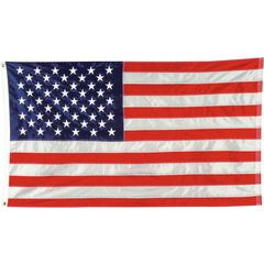 "Integrity Flags Heavyweight Nylon American Flag - United States - 36"" x 60"" - Stitched, Heavyweight - Nylon"