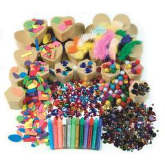 ChenilleKraft Papier Mache Box Activities - Classroom Activities - 1 / Kit