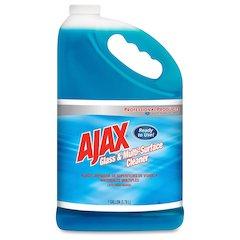 AJAX Glass/Multi-Surface Cleaner - Liquid - 1 gal (128 fl oz) - 1 Each - Blue