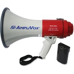 AmpliVox MityMeg S602 Megaphone - 25 W Amplifier