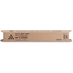 Ricoh Toner Cartridge - Black - Laser - 29500 Page - 1 Each