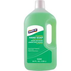 Genuine Joe Foaming Hand Soap Refill - Kill Germs - Hand - Green - Bio-based, Moisturizing, Rich Lather, Pleasant Scent - 1 Each