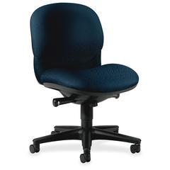 "HON Sensible Seating Series Managerial Chair - Foam Mariner Seat - Urethane Foam Mariner Back - 5-star Base - 20.25"" Seat Width x 18.50"" Seat Depth - 25.8"" Width x 27.5"" Depth x 36.5"" Height"