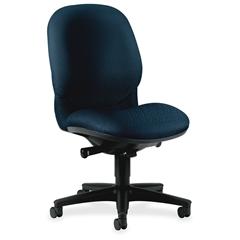 "HON 6000 Series Exec. High-Back Sensible Seating - Foam Mariner Seat - Urethane Foam Mariner Back - 5-star Base - 20.25"" Seat Width x 18.50"" Seat Depth - 25.8"" Width x 29.5"" Depth x 41.5"" Height"