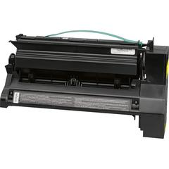 Lexmark Original Toner Cartridge - Laser - 6000 Pages - Yellow - 1 Each