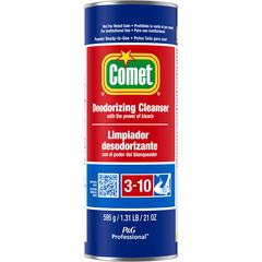 Comet Deodorizing Cleanser - Powder - 21 oz (1.31 lb) - 1 Each