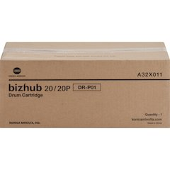 Konica Minolta bizhub C20/C20P Drum Cartridge - 25000 - 1 Each
