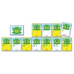 Carson-Dellosa PreK-Grade 1 Numbers 0-30 Bulletin Brd Set - Theme/Subject: Learning - Skill Learning: Mathematics, Decoration, Number, Picture Words - 33 Pieces - 4-7 Year