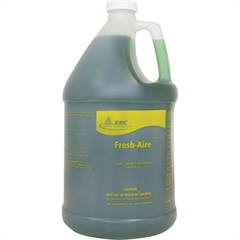 RMC Fresh Aire Deodorant Concentrate - Concentrate Liquid - 1 gal (128 fl oz) - Freshmint Scent - 1 Each