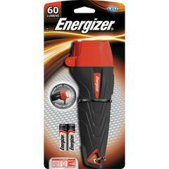 Energizer Large Rubber LED Light - AA - RubberBody - Red