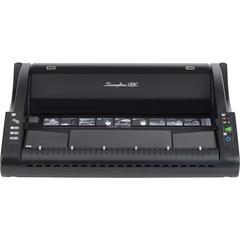 Swingline® GBC® ProClick® P210E - ProClick - 110 Sheet(s) Bind - 15 Punch - Letter - Black
