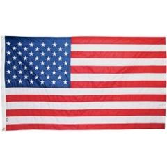 "CF Flag U.S. Flag - United States - 60"" x 96"" - UV Resistant, Fade Resistant, Reinforced - Nylon, Brass - Red, White, Blue"