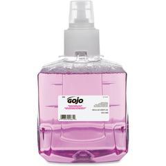 LTX-12 Dispenser Plum Antibact. Hand Soap - Plum Scent - 40.6 fl oz (1200 mL) - Pump Bottle Dispenser - Kill Germs - Purple - Anti-bacterial, Moisturizing, Bio-based, Durable - 2 / Carton