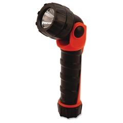Black & Decker 2AA Swivel LED Flashlight - Bulb - AA - RubberGrip, Polypropylene, MetalRing - Black