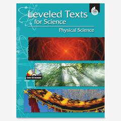 Shell Leveled Texts for Science: Physical Science Education Printed/Electronic Book for Science - Published on: 2008 March 30 - Book, CD-ROM - 144 Pages