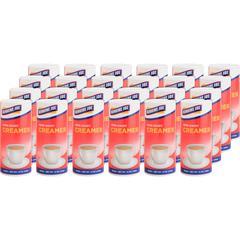 Genuine Joe Nondairy Creamer Canister - 0.75 lb (12 oz) Canister - 24/Carton