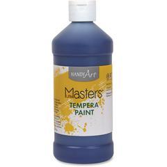 Handy Art 16 oz. Little Masters Tempera Paint - 16 fl oz - 1 Each - Violet