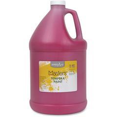Handy Art Little Masters Tempera Paint Gallon - 1 gal - 1 Each - Magenta