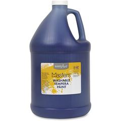 Handy Art L.Masters Washable Tempera Paint Gallon - 1 gal - 1 Each - Violet