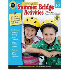 Summer Bridge Gr 2-3 Activities Workbook Activity Printed Book - Book - 160 Pages
