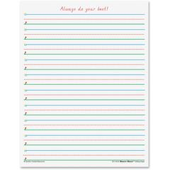 """Teacher Created Resources Smart Start 1 - 2 Writing Paper - Letter - 8 1/2"""" x 11"""" - White Paper - 360 / Pack"""