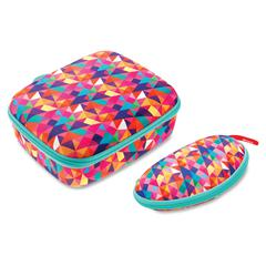 ZIPIT Colorz Lunch Box Set - Lunch Box - Pink - 1 Piece(s) Set