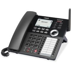 ErisTerminal VSP608 IP Phone - Wireless - DECT - Desktop - VoIP - Caller ID - Speakerphone - SIP Protocol(s)