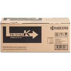 Kyocera TK-5142K Original Toner Cartridge - Laser - 7000 Pages - Black - 1 Each