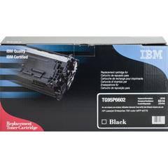 IBM Remanufactured Toner Cartridge - Alternative for HP 507A (CE340A, CE400A) - Black - Laser - 13500 Pages - 1 Each