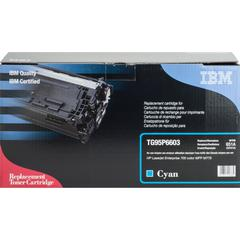 IBM Remanufactured Toner Cartridge - Alternative for HP 651A (CE341A) - Cyan - Laser - 16000 Pages - 1 Each