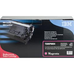 IBM Remanufactured Toner Cartridge - Alternative for HP 651A (CE343A) - Magenta - Laser - 16000 Pages - 1 Each