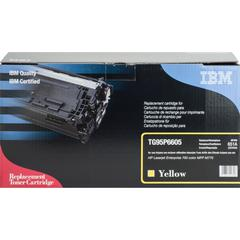 IBM Remanufactured Toner Cartridge - Alternative for HP 651A (CE342A) - Yellow - Laser - 16000 Pages - 1 Each