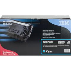 IBM Remanufactured Toner Cartridge - Alternative for HP 650A (CE271A) - Cyan - Laser - 15000 Page - 1 Each