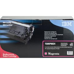 IBM Remanufactured Toner Cartridge - Alternative for HP 650A (CE2736A) - Magenta - Laser - 15000 Page - 1 Each