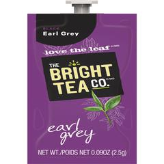 Mars Drinks Bright Tea Co Earl Grey Tea - Compatible with FlaviaBlack Tea - Earl Grey - 100 / Carton