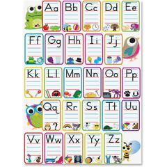 Ashley Magnetic Alphabet Calendar Set - (Alphabet) Shape - Magnetic - 1 / Pack