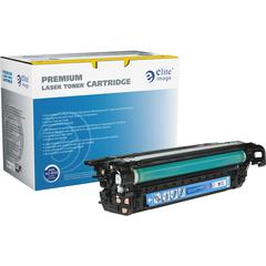 Elite Image Remanufactured Toner Cartridge - Alternative for HP 653A/X (CF321A) - Cyan - Laser - 16500 Page - 1 Each