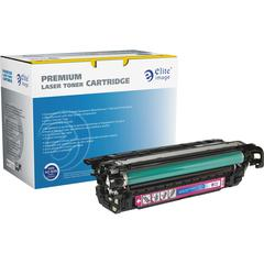 Elite Image Remanufactured Toner Cartridge - Alternative for HP 653A/X (CF323A) - Magenta - Laser - 16500 Pages - 1 Each
