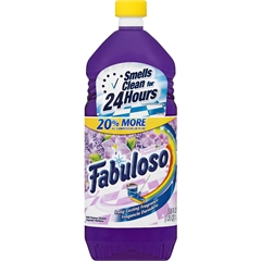 Fabuloso Lavender Cleaner - Concentrate - 0.26 gal (33.80 fl oz) - Lavender Scent - 1 Each - Lavender