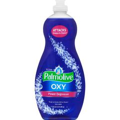 Palmolive Ultra Oxy Power Degreaser - 0.16 gal (20 fl oz) - 1 Each - Blue