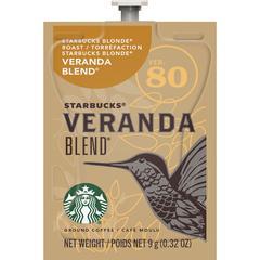Mars Drinks Starbucks Veranda Blend Freshpack - Veranda Blend - 0.3 oz - 80 / Carton