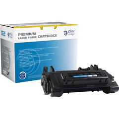 Elite Image MICR Toner Cartridge - Alternative for HP 81A - Black - Laser - 10500 Pages - 1 Each