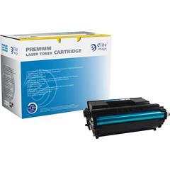 Elite Image Toner Cartridge - Alternative for Okidata - Black - LED - 15000 Pages - 1 Each