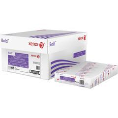 "Xerox Bold Copy & Multipurpose Paper - 8 1/2"" x 14"" - 28 lb Basis Weight - 100 Brightness - 500 / Ream - White"