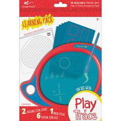 """Boogie Board Play N Trace Activity Pack - Art - 12"""" x 9""""12"""" - 1 Each - Assorted"""
