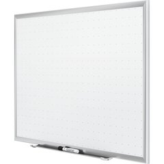 """Quartet Classic Series Total Erase Dry-erase Board - 48"""" (4 ft) Width x 36"""" (3 ft) Height - White Aluminum Surface - Rectangle - Horizontal/Vertical - Assembly Required - 1 Each"""