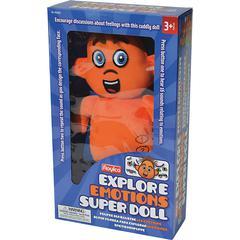 "Roylco R49591 Explore Emotions Super Doll - 15"" - Assorted"