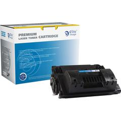 Elite Image Remanufactured MICR Toner Cartridge - Alternative for HP 81X (CF281X) - Black - Laser - High Yield - 25000 Pages - 1 Each